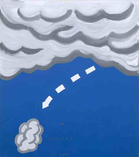 John Baldessari: Falling Cloud