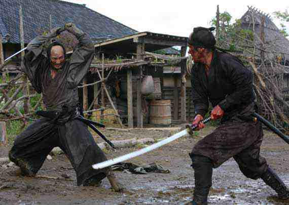 Movie Still: 13 Assassins