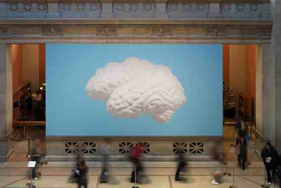 John Baldessari: Brain/Cloud