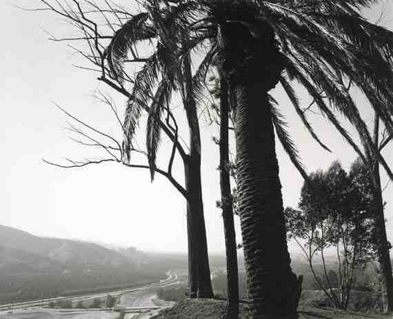Robert Adams, Edge of San Timoteo Canyon