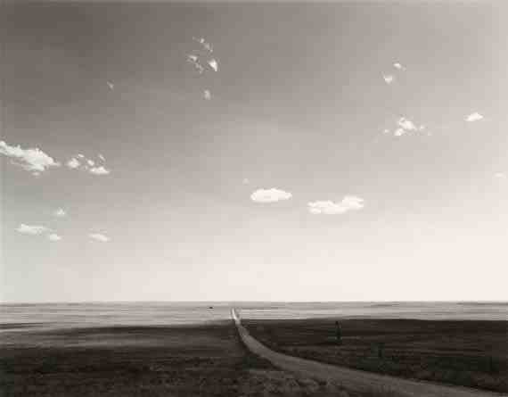 Robert Adams, North of Keota