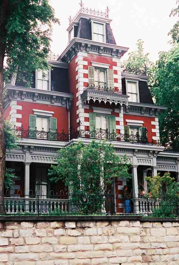 Trinidad, Colorado's Bloom Mansion