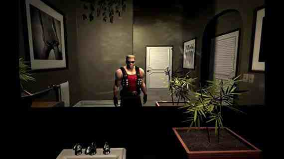 Duke Nukem Forever video game