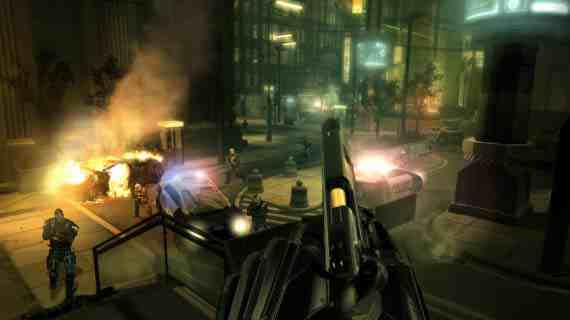 Deus Ex Human Revolution video game