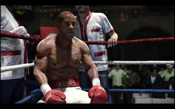 Video Game: Fight Night Champion