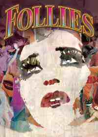 Theater poster: Follies