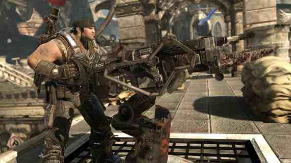 Gears of War 3 video game