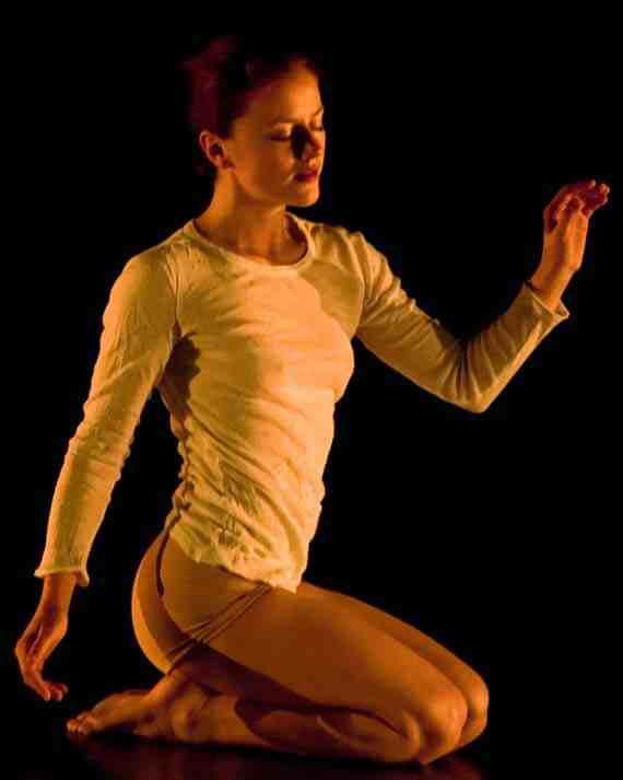 Dancer Helen Simoneau