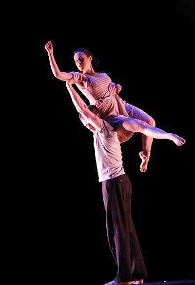Lynda Gutierrez and Cason McBride, David Herrera Performance Company