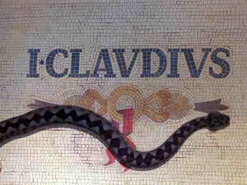 I, Claudius Title