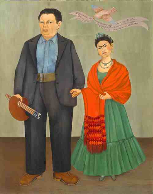 Frida Kahlo: Frieda and Diego Rivera