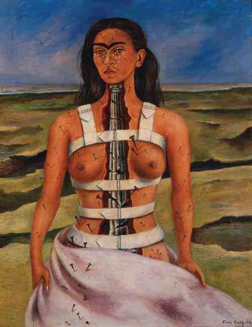 Frida Kahlo: The Broken Column