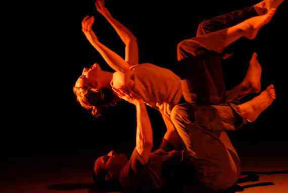 Katie Faulkner, Private Freeman: little seismic dance company
