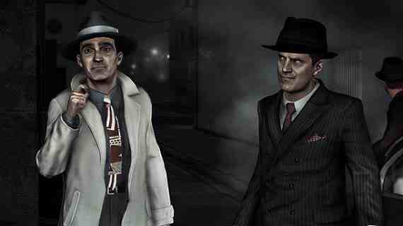 L.A. Noire video game