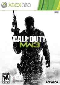Call of Duty – Modern Warfare 3 box art