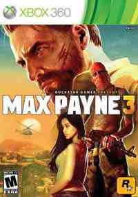 Max Payne 3 box art