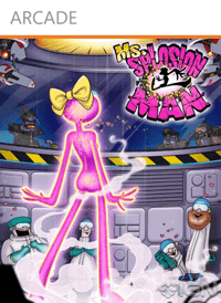Ms. Splosion Man box art