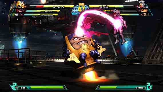 Marvel Versus Capcom 3: Fate of Two Worlds