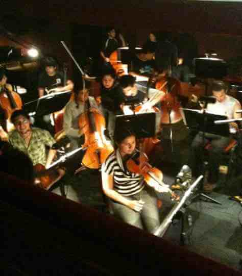 National Youth Orchestras of Chile