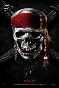 Movie Poster: Pirates of the Caribbean On Stranger Tides