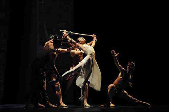 San Francisco Ballet in Possokhov's RAkU