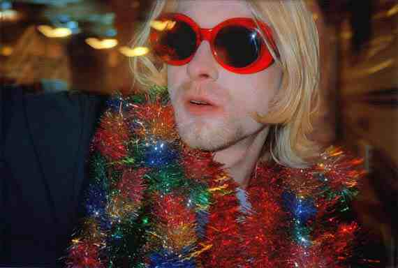 Kurt Cobain at MTV's Live and Loud, Alice Wheeler