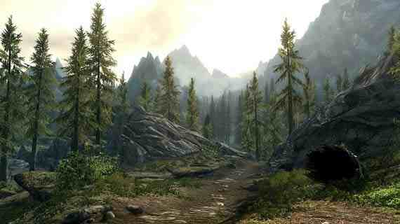 Call of Duty – The Elder Scrolls V - Skyrim
