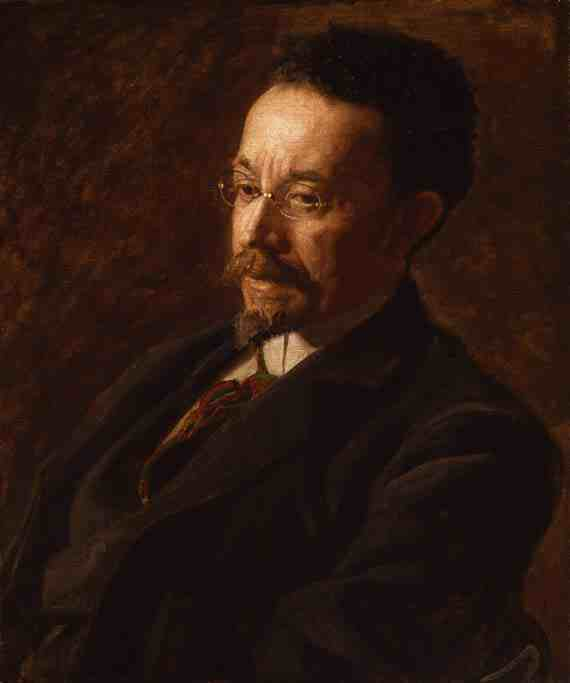 Thomas Eakins: Portrait of Henry O. Tanner