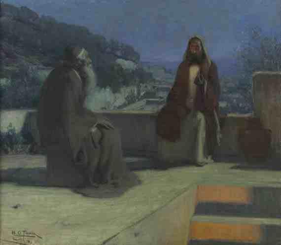 Henry Ossawa Tanner: Nicodemus