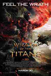 Movie Poster: Wrath of the Titans