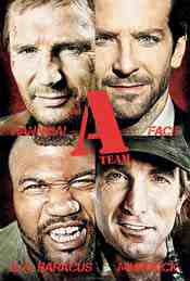 Movie Poster: The A-Team