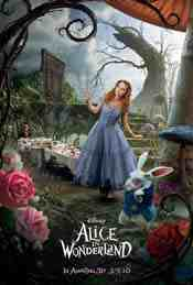 Movie Poster: Alice in Wonderland