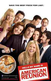 Movie Poster: American Reunion