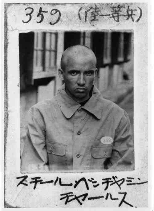 Ben Steele prison photograph