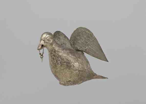 Attarouthi Treasure, Dove