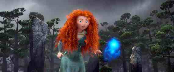 Movie Still: Brave