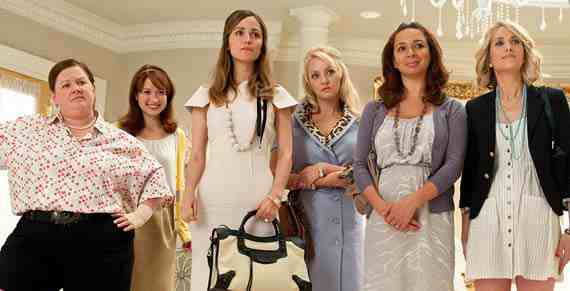 Movie Still: Bridesmaids