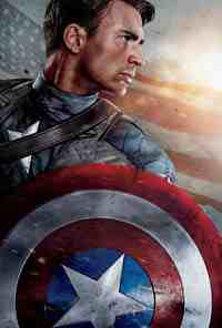 Movie Poster: Captain America: The First Avenger