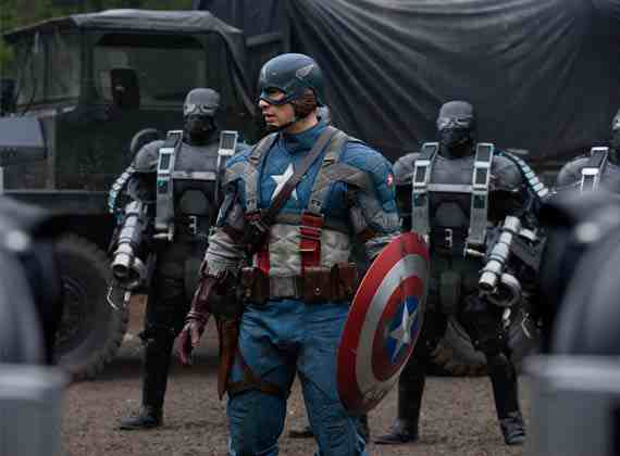 Movie Still: Captain America: The First Avenger