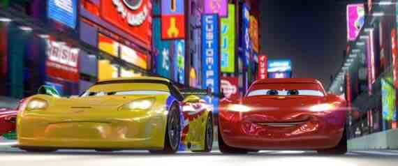 Movie Still: Cars 2