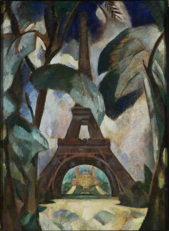 Eiffel Tower: Robert Delaunay