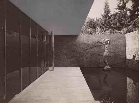 Ludwig Mies van der Rohe: Barcelona Pavilion