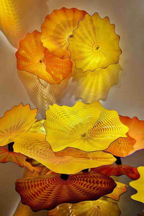 Dale Chihuly: Persian Wall