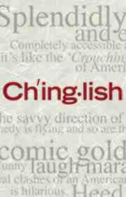 Theater poster: Chinglish