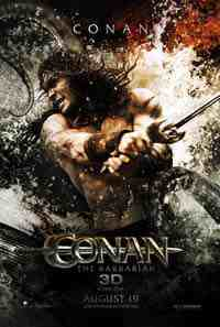 Movie Poster: Conan the Barbarian