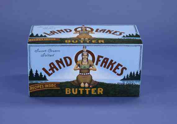 David P. Bradley, Chippewa, Land O Bucks, Land O Fakes, Land O Lakes