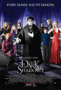 Movie Poster: Dark Shadows