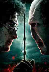 Movie Poster: Harry Potter and the Deathly Hallows - Part 2