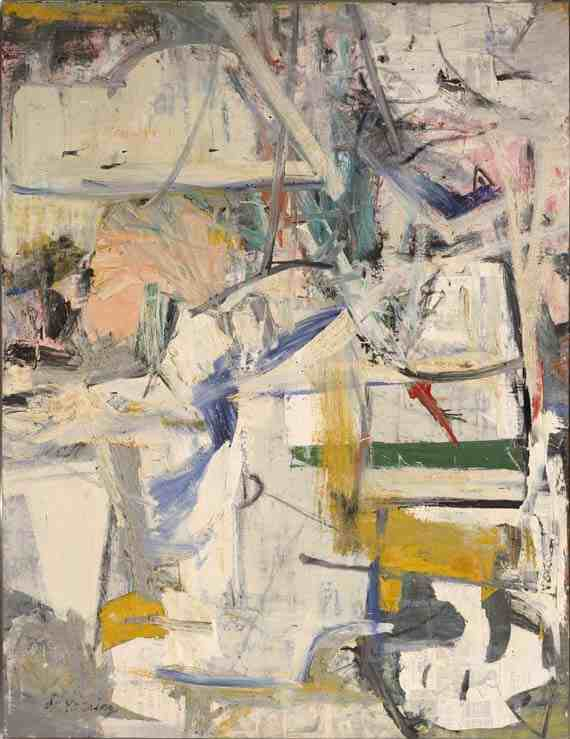 de Kooning: Easter Monday