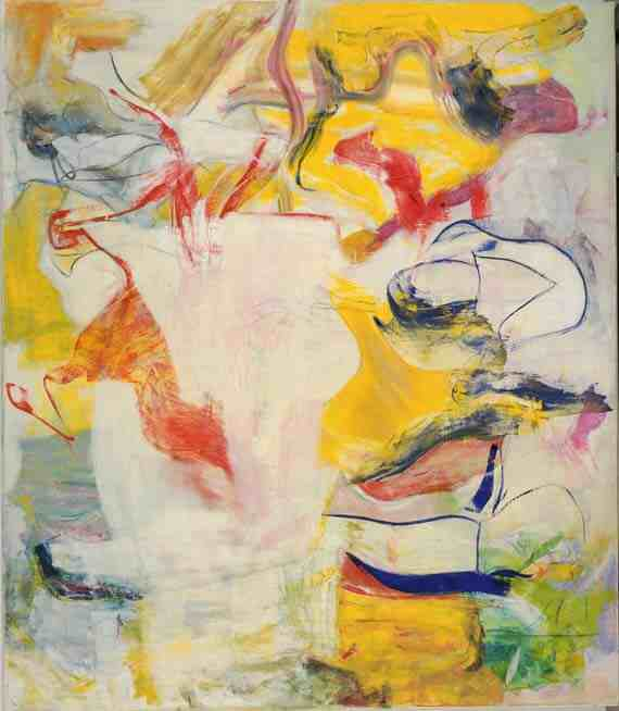 de Kooning: Pirate (Untitled II)